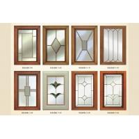 铜条玻璃门-02