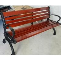 休闲椅/塑木公园椅/小区户外休闲座椅