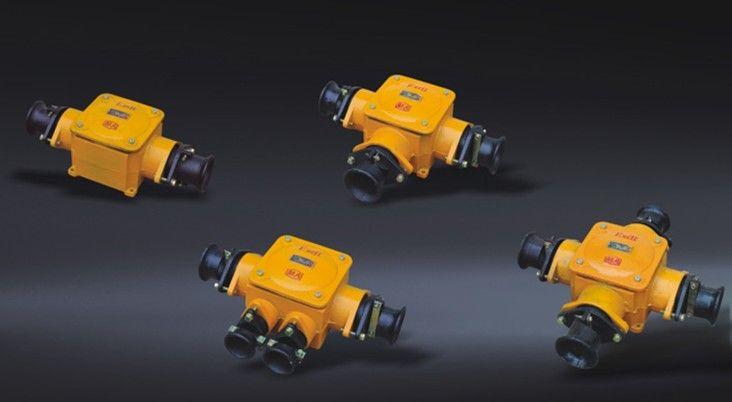 400a矿用接线盒,bhd2-400a隔爆型接线盒