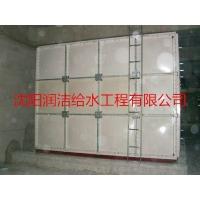 沈阳SMC模压玻璃钢水箱