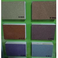 敬双厂家批发 高光防水纯色UV板 橱柜装饰板