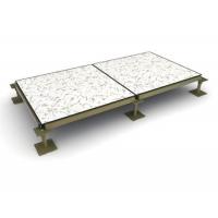 呼市六面包鋼木基防靜電地板