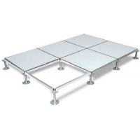 鄂爾多斯防靜電地板HPL貼面硫酸鈣防靜電架空地板