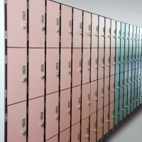 佳丽福超市公共储物柜 体育馆更衣柜