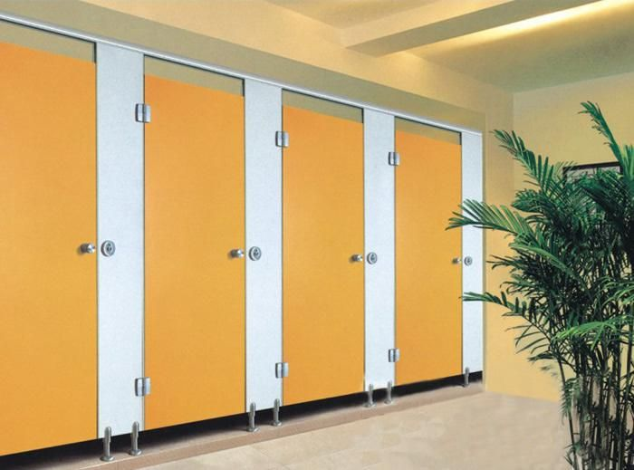 厕所隔断 公共卫生间隔断 工厂景区学校酒吧办公室厕所隔断门