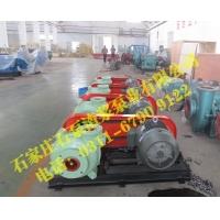 4PNJB衬胶渣浆泵