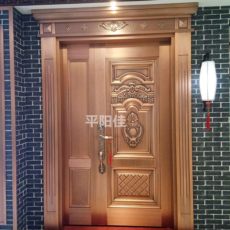 平阳佳铜门