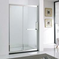 不锈钢新款玻璃隔断淋浴门