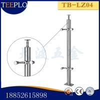 优质供应不锈钢  幕墙 配件 不锈钢立柱 专业提供