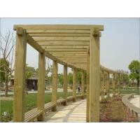 防腐木园林花架,阳台花架,葡萄架