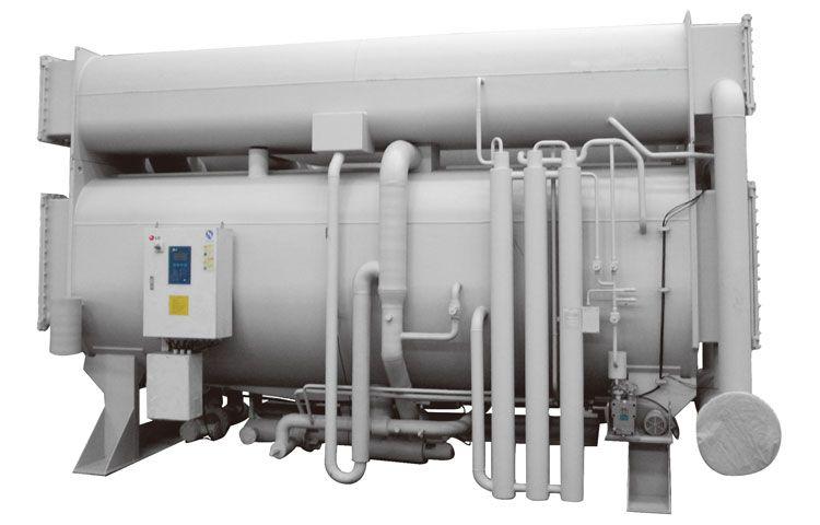 LG直燃型溴化锂吸收式制冷机组