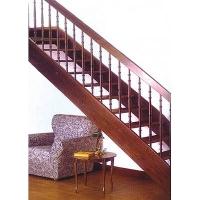 戴氏楼梯-L型 4-木制楼梯