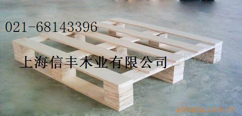 上海出口实木托盘 熏蒸木制托盘