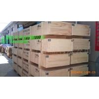 上海出口包装箱 塔扣木箱公司 免熏蒸木质包装箱