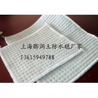 GCL膨潤土防水毯,覆膜膨潤復合防水墊,防水墊