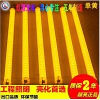 LED护栏管又分为七彩护栏管 ,外控6段护栏管