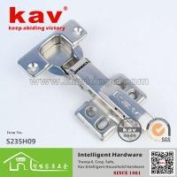 二段力液压阻尼铰链固定装 家具橱柜五金铰链 S235H