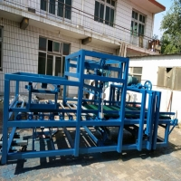 宏达机械专业生产全自动 水泥发泡保温板包装机