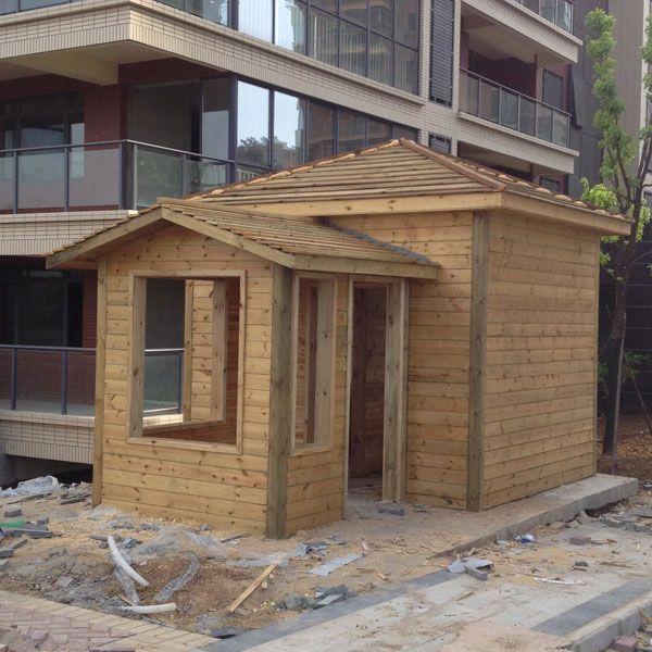 南京优质景观防腐木木屋|江苏木屋供应