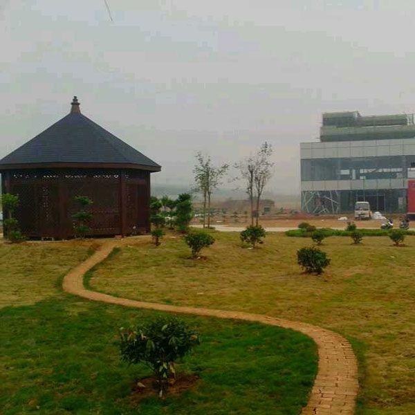 南京优质景观防腐木凉亭屋|江苏凉亭供应