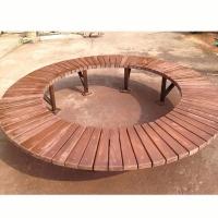 南京防腐木优质户外休闲座椅