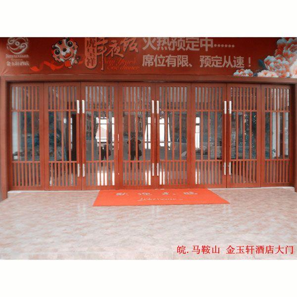 南京防腐木门窗-聚源防腐木