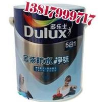 多乐士金装防水净味5合1内墙乳胶漆5L