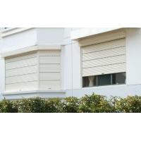 建筑活动外遮阳,装在门窗外面的防盗遮阳系统