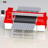 铝扣板天花吊顶铝塑板uv平板打印机