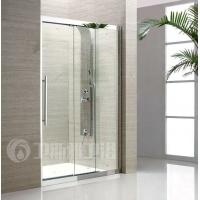 佛山卫斯雅304不锈钢新款淋浴门淋浴房玻璃隔断移门