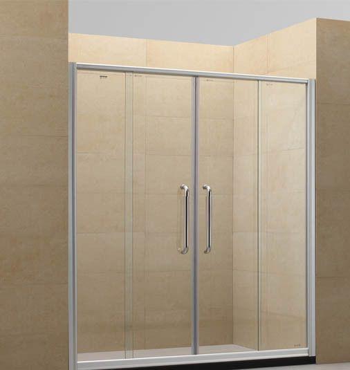 卫生间淋浴移门玻璃隔断