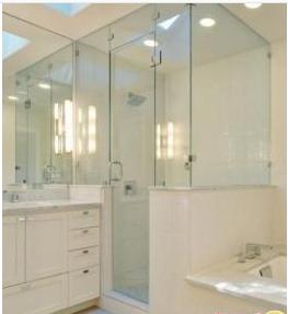 广东卫斯雅浴室玻璃隔断淋浴门淋浴房全国火热商招免加盟费