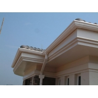 南京屋面排水、南京别墅落水、家庭排水、顺牌屋面排水、别墅改造