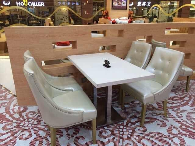 茶餐厅桌椅图港式茶餐厅桌椅图片3