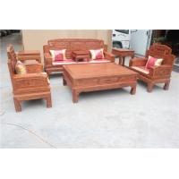 红木家具沙发明清古典非洲花梨木实木客厅组合锦上添花沙发11件
