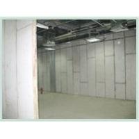 轻质复合条形带槽水泥墙体板