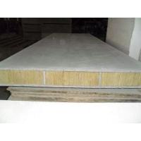 钢结构保温防火屋面夹芯板