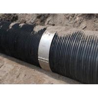 聚乙烯塑钢缠绕管走量