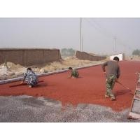 贵阳道路防洪涝彩色透水地坪、彩色沥青路面