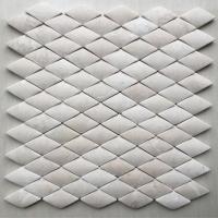 菱形石材马赛克 CHB060 艺术马赛克背景墙 三维四度