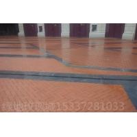 供应云南大理优质陶土砖 道板砖 园林广场砖