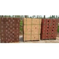 供应云南潞西优质陶土砖 道板砖 园林广场砖
