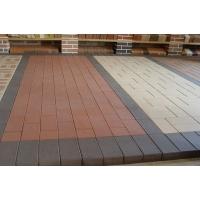 供应贵州遵义优质陶土砖 道板砖 园林广场砖