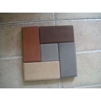 供应贵州毕节优质陶土砖 道板砖 园林广场砖