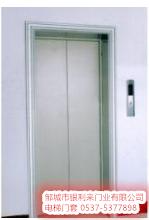 银利来门业加工定做花边不锈钢电梯门套