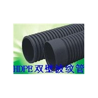 联塑300HDPE双壁波纹管价格