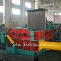 侧推包废钢压块机,250吨侧推包压块机