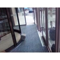 济南异型铝合金除尘地垫防尘地毯防滑地垫
