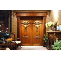 武汉实木复合门,平板雕花,混油,贴实木皮,橡木,榉木,杉木