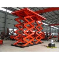 吉林生產1噸重液壓升降貨梯